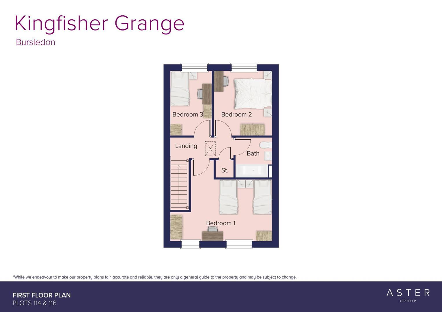 Kingfisher Grange, Bursledon_Plots 114 & 116_FF_F.